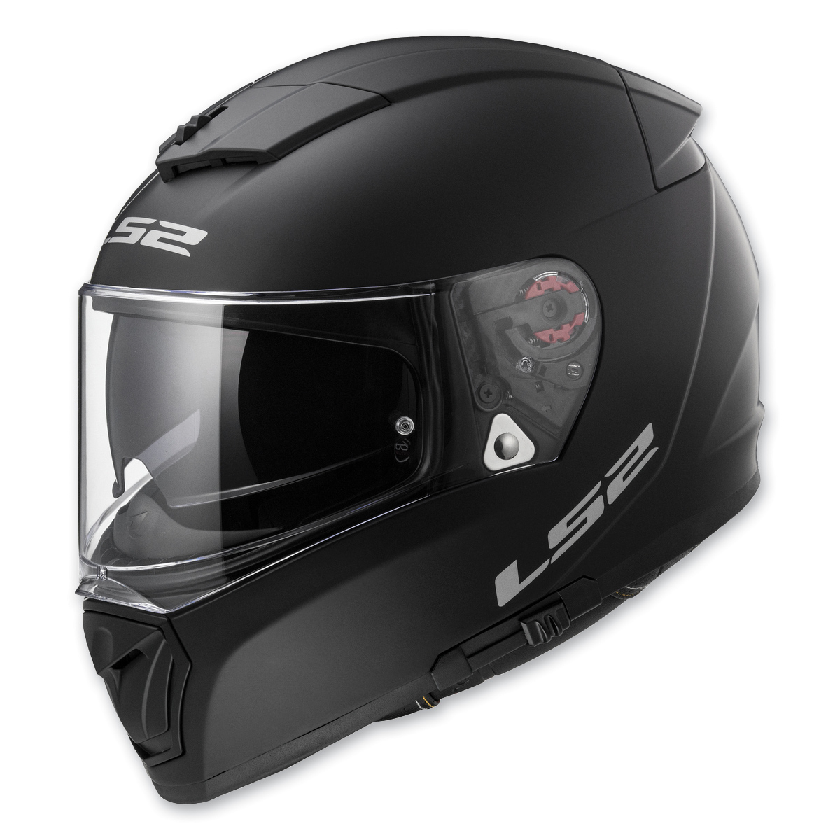 LS2 Breaker Matte Black Full Face Helmet