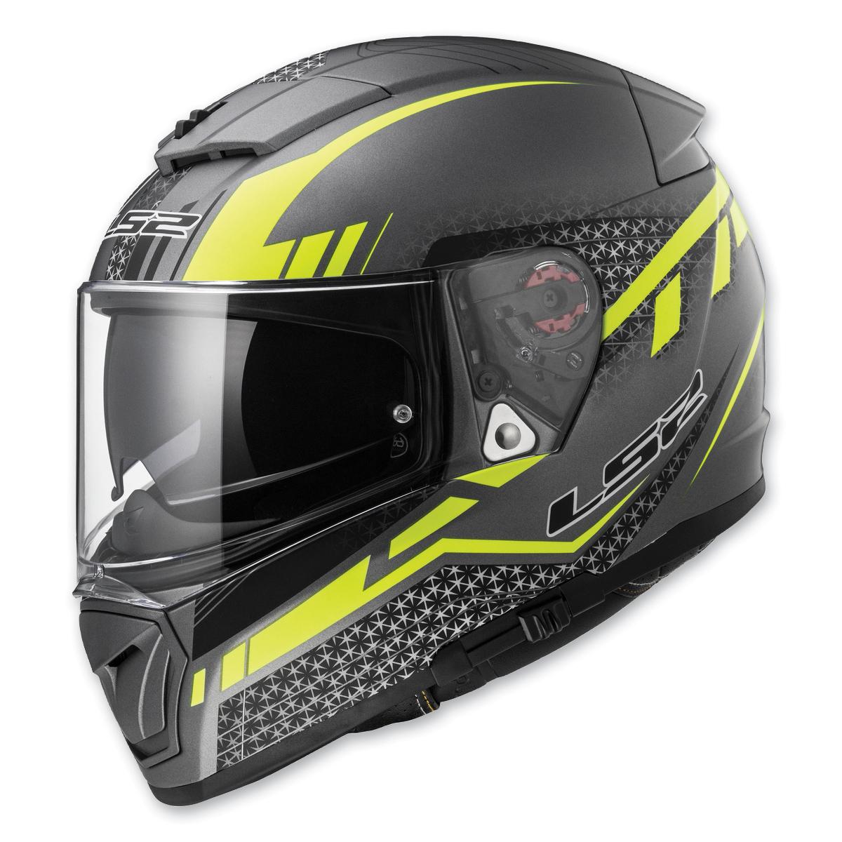 LS2 Breaker Split Full Face Helmet