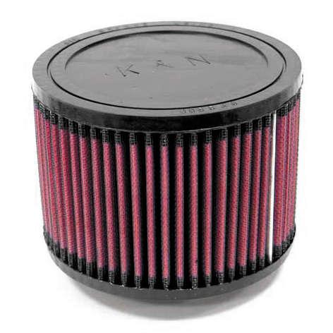 K&N Round Straight Universal Air Filter