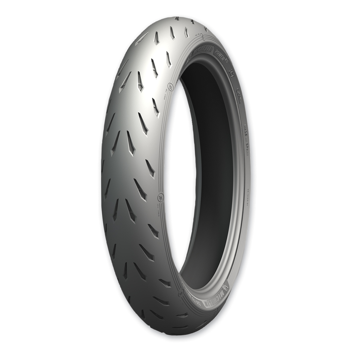Michelin Power RS 110/70ZR17 Front Tire