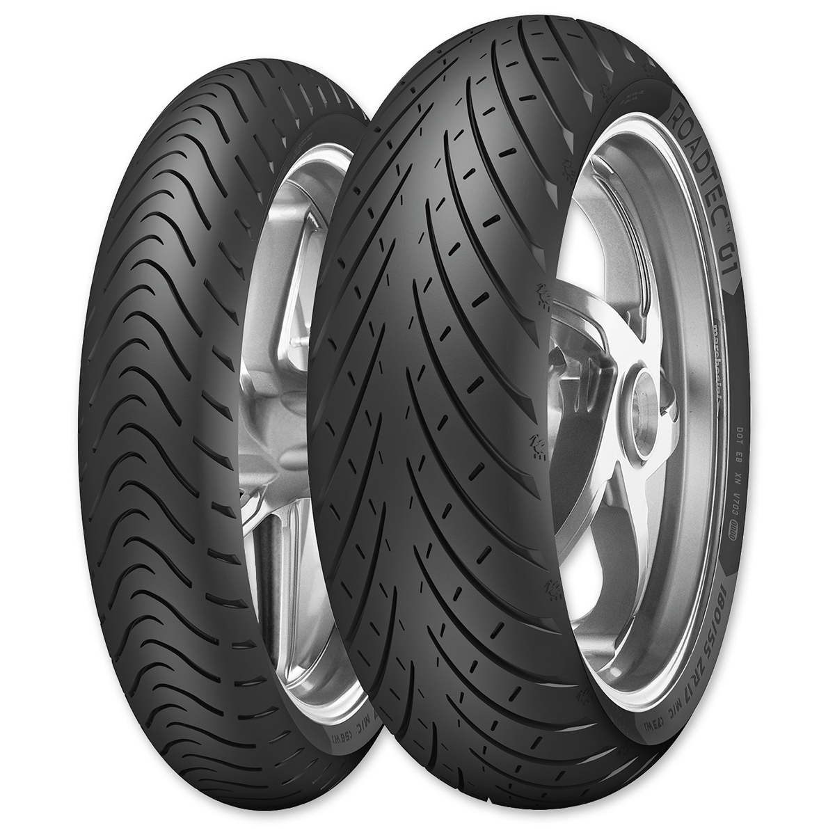 Metzeler Roadtec 01 190/55ZR17 Rear Tire HWM