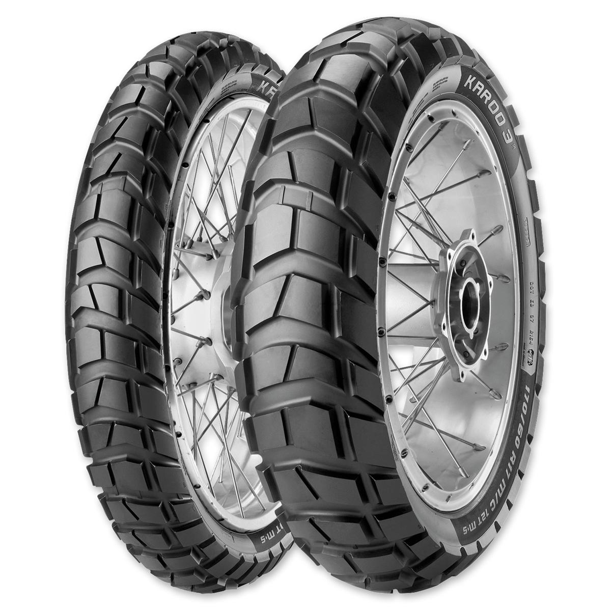 Metzeler Karoo 3 150/70-17 Rear Tire
