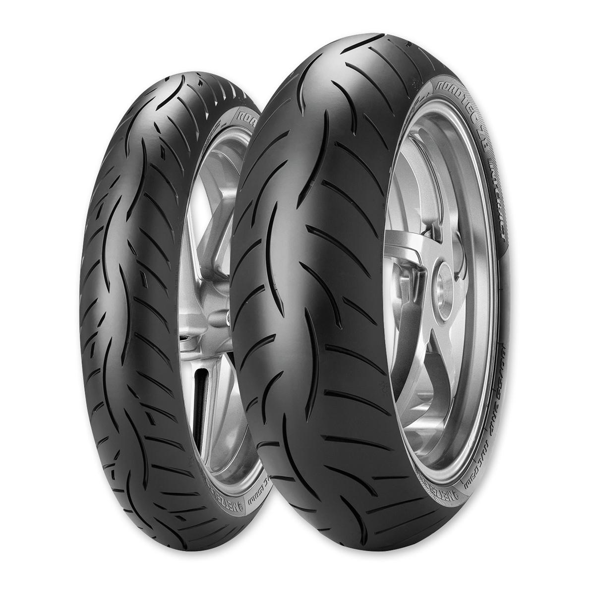 Metzeler Roadtec Z8 Interact 180/55ZR17-M Rear Tire