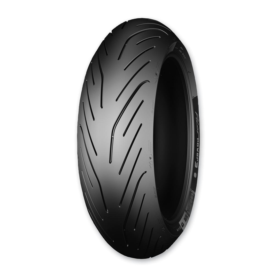 Michelin Pilot Power 3 160/60R15 Rear Tire