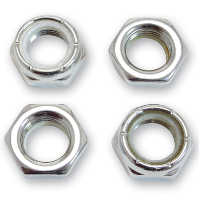 V-Twin Manufacturing Shock Stud Nuts
