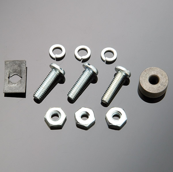 V-Twin Manufacturing Horn Cover Mounting Hardware Kit