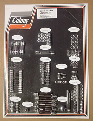 Colony Show Bike Hardware Kit