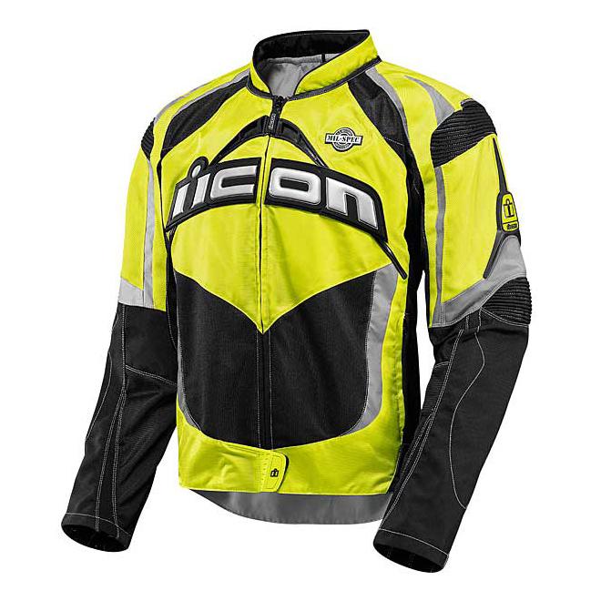 ICON Men's Contra Mil-Spec Yellow Jacket