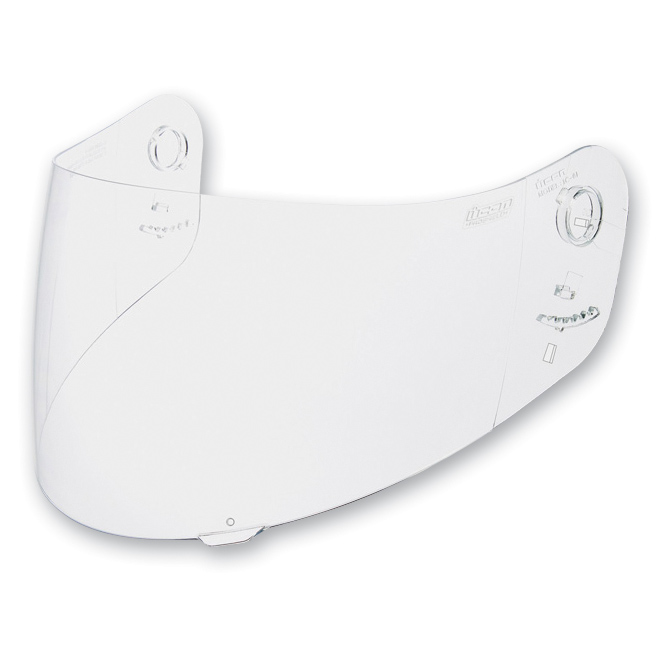 ICON Clear Proshield for Alliance and Airframe Helmets