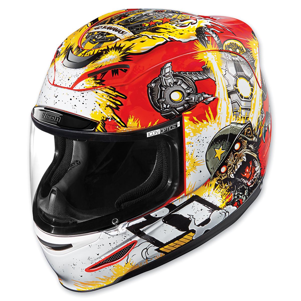 ICON Airmada Monkey Business Full Face Helmet