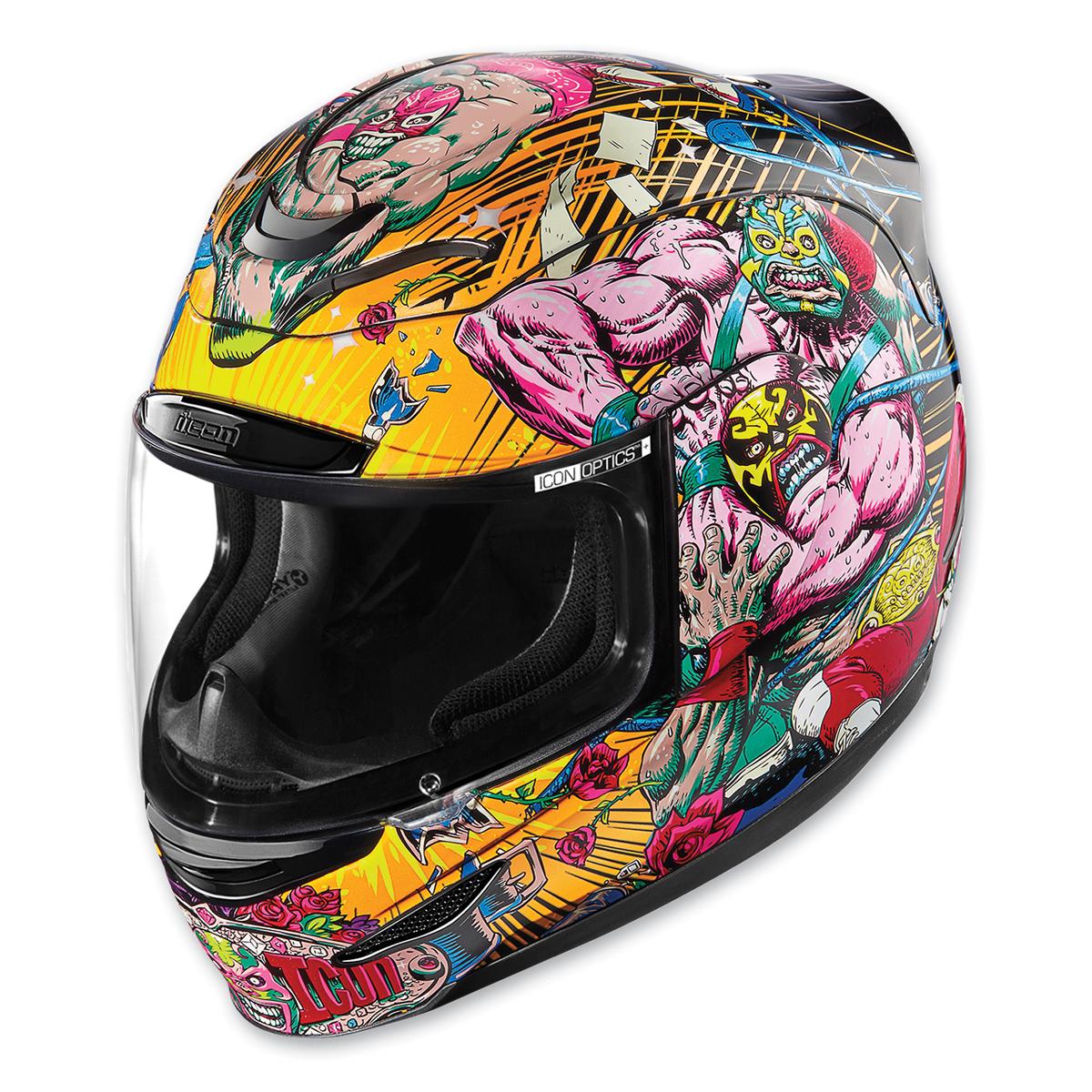 ICON Airmada Rudos Full Face Helmet