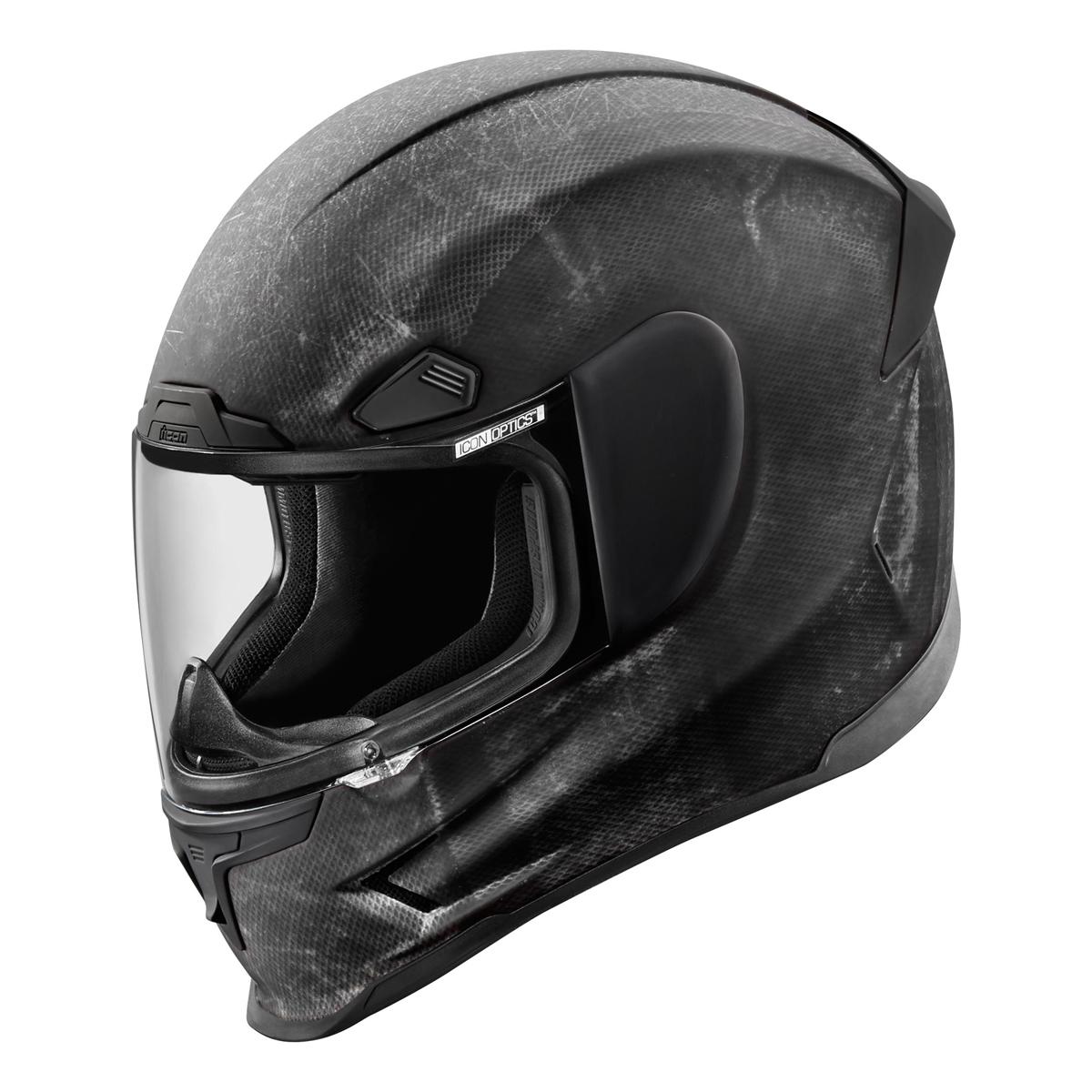 ICON Airframe Pro Construct Black Full Face Helmet