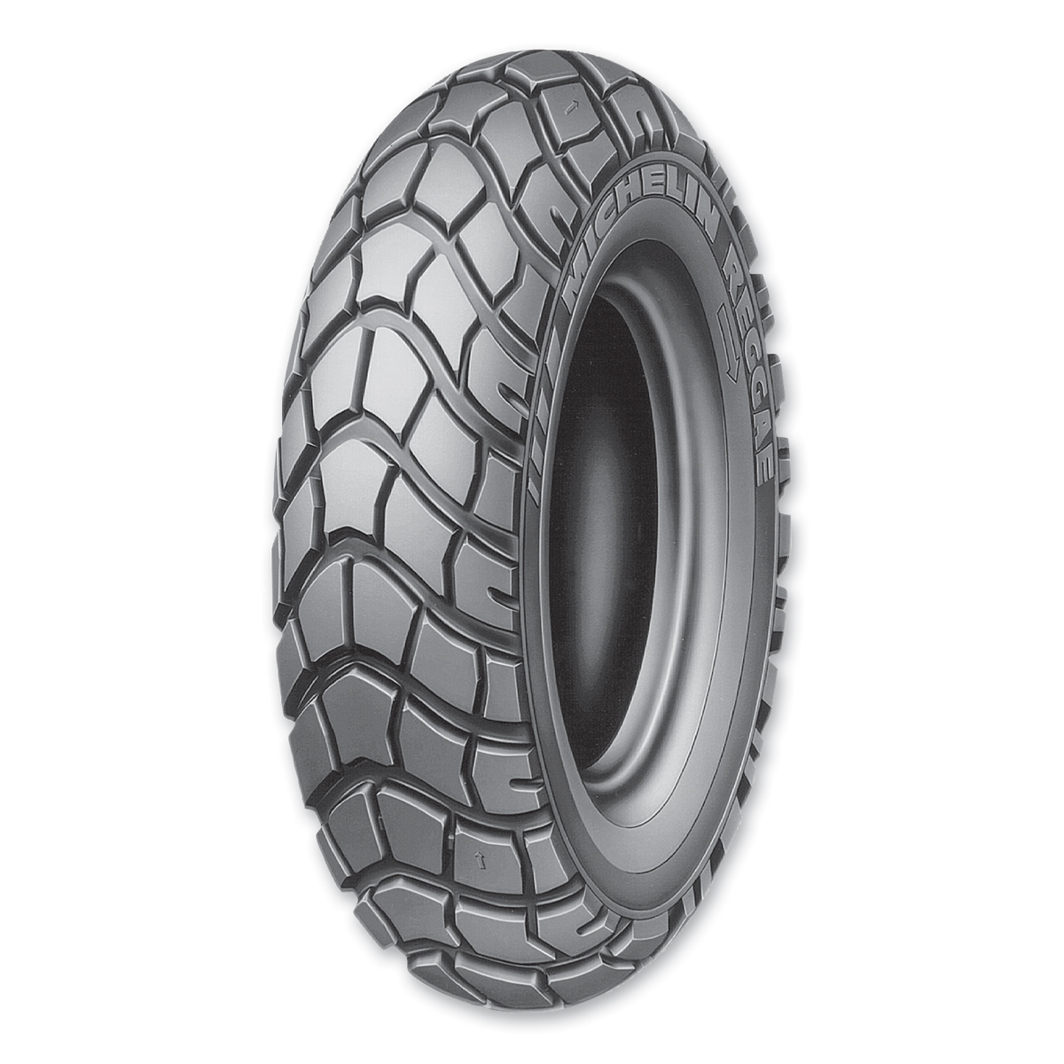 Michelin Reggae 120/90-10 Front/Rear Tire