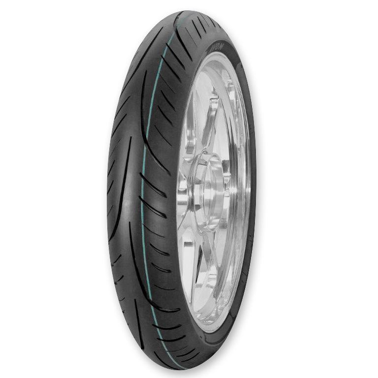 Avon AV83 Streetrunner 100/80-17 Front/Rear Tire