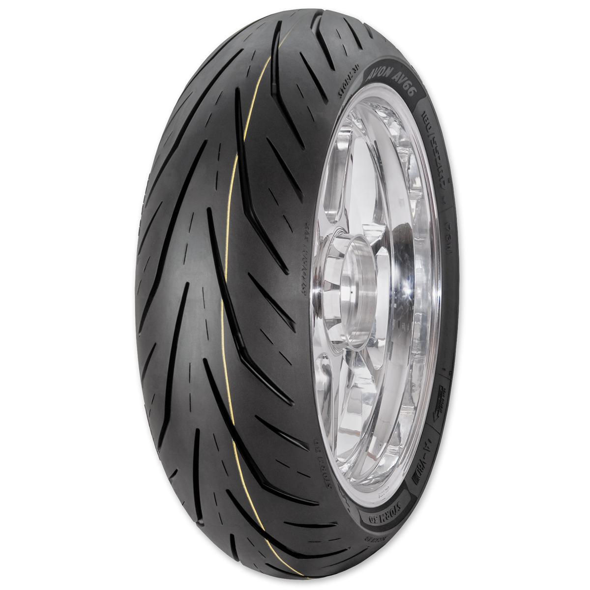 Avon AV66 Storm 3D XM 190/55ZR17 Rear Tire