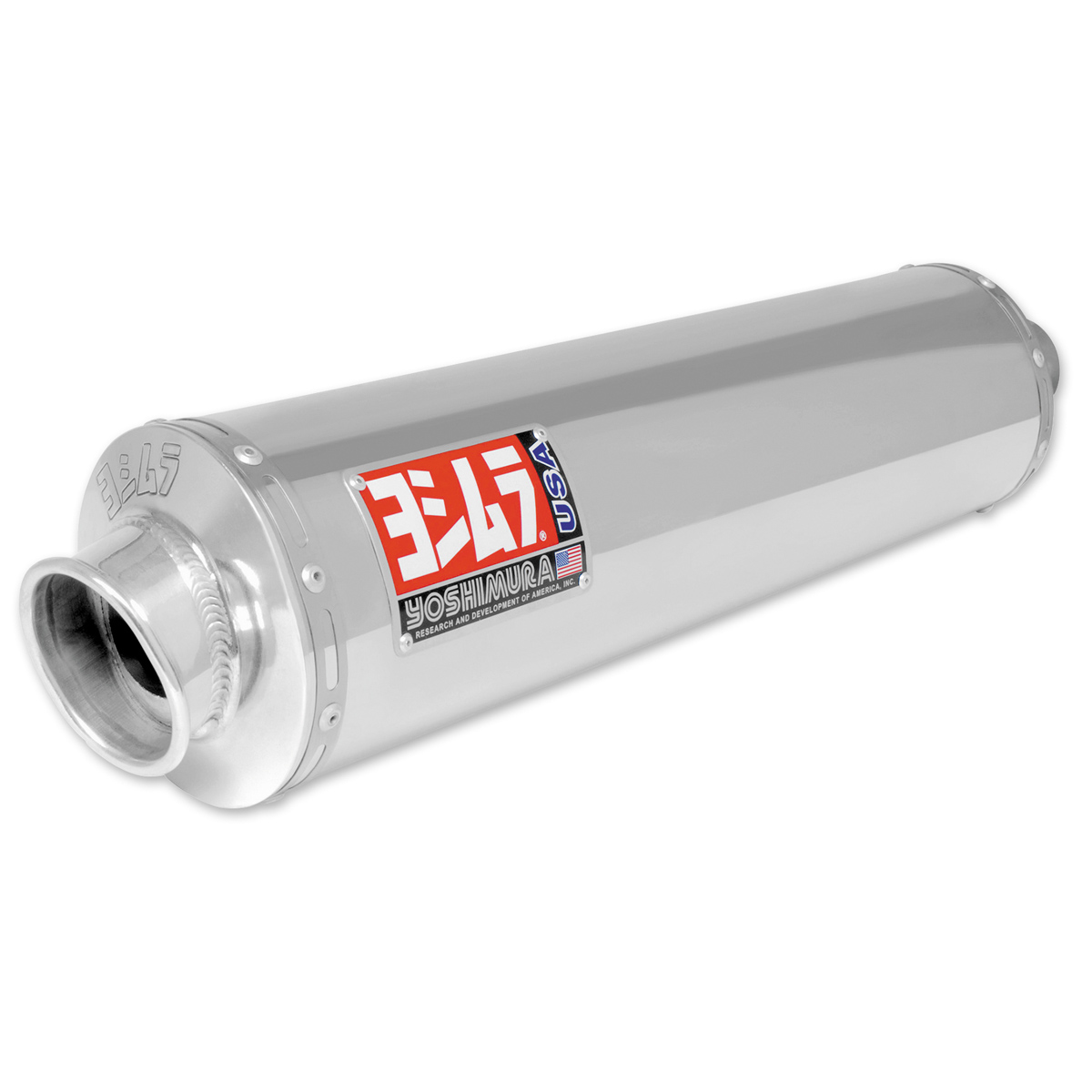 Yoshimura RS-3 Race Series Bolt-On Exhaust