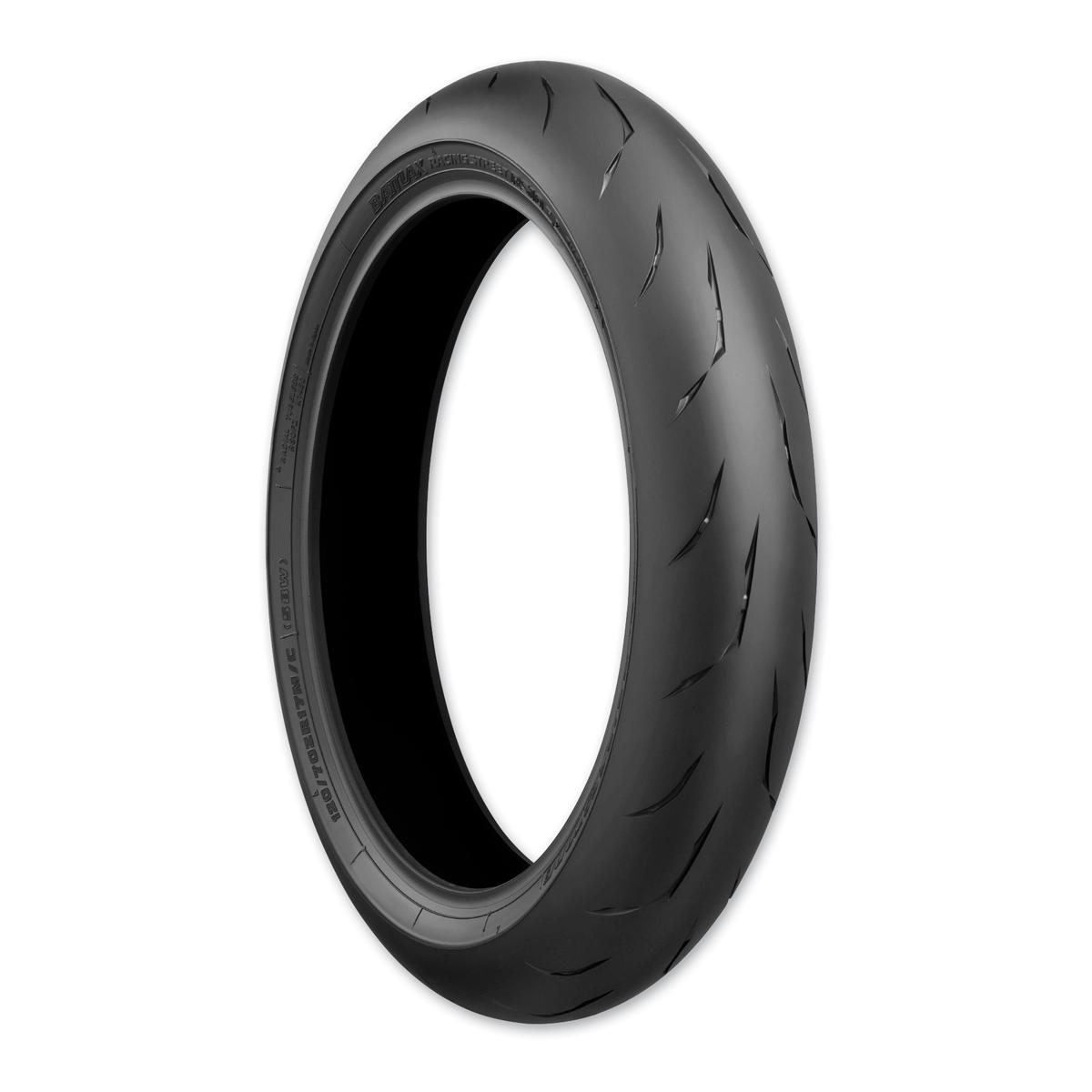 Bridgestone Battlax RS10 120/70ZR17 Front Tire