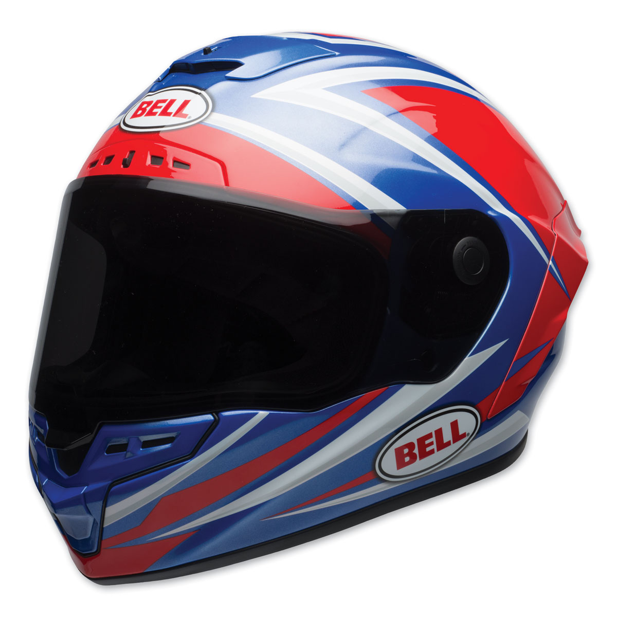 Bell Star with MIPS Torsion Red/Blue Full Face Helmet