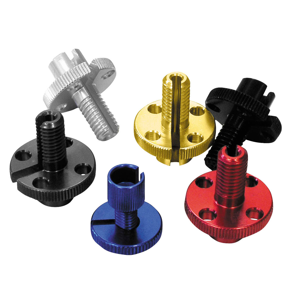 Pro-Bolt Cable Adjuster One Piece M10 Thread - Gold