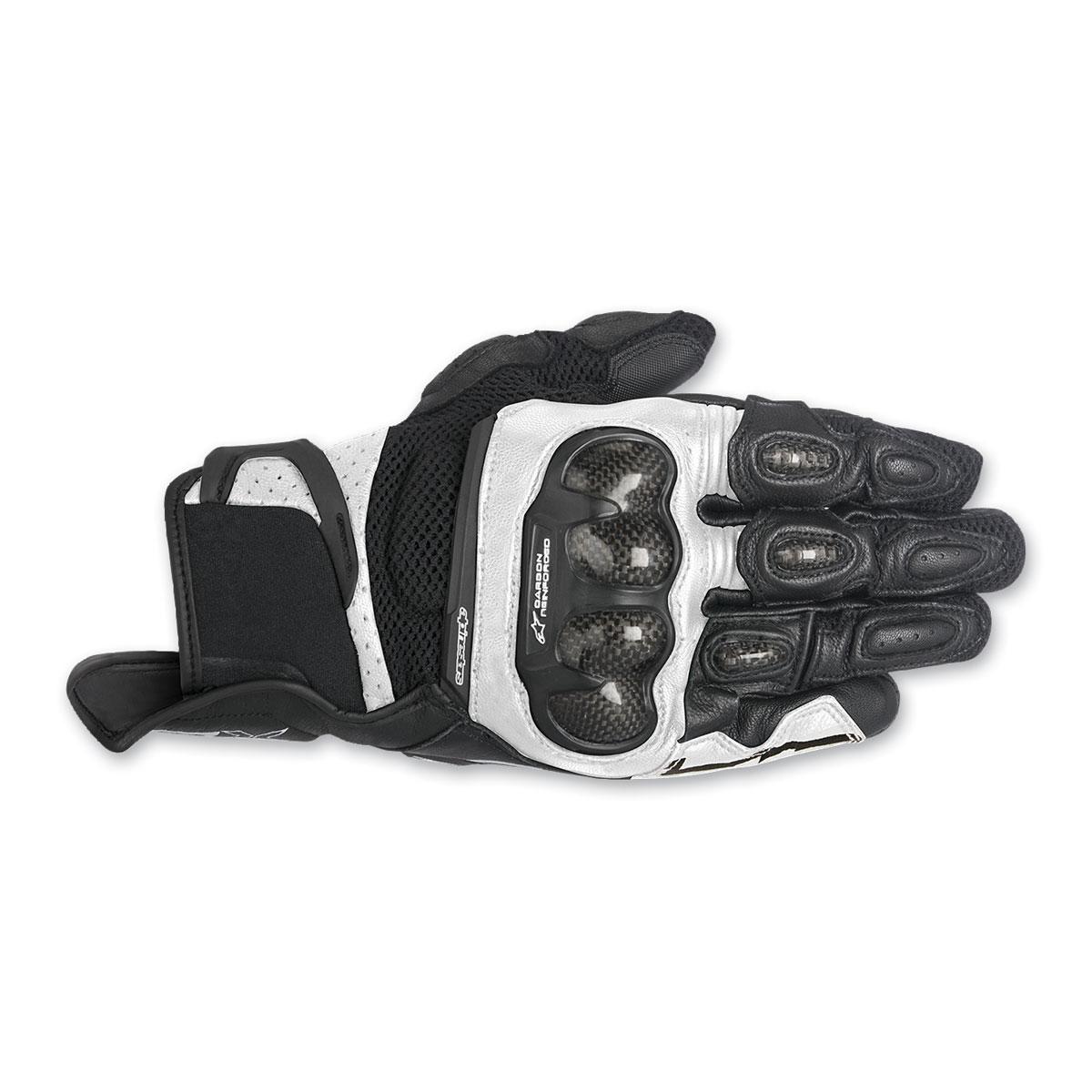 Alpinestars Women's Stella SPX Air Carbon Black/White Gloves