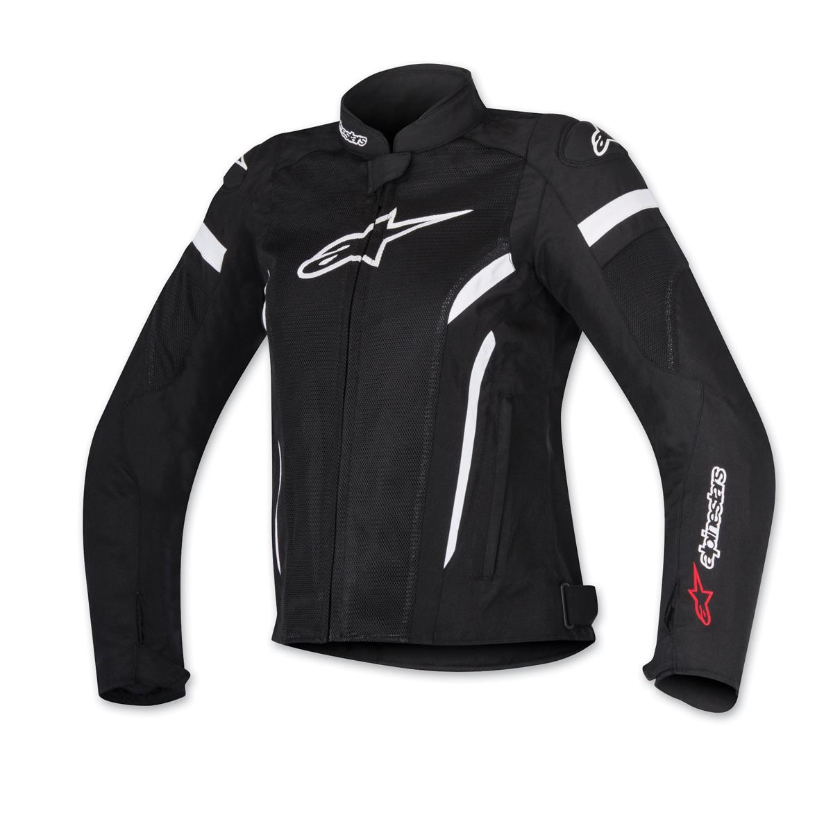 Alpinestars Women's Stella T-GP Plus R v2 Air Black Jacket