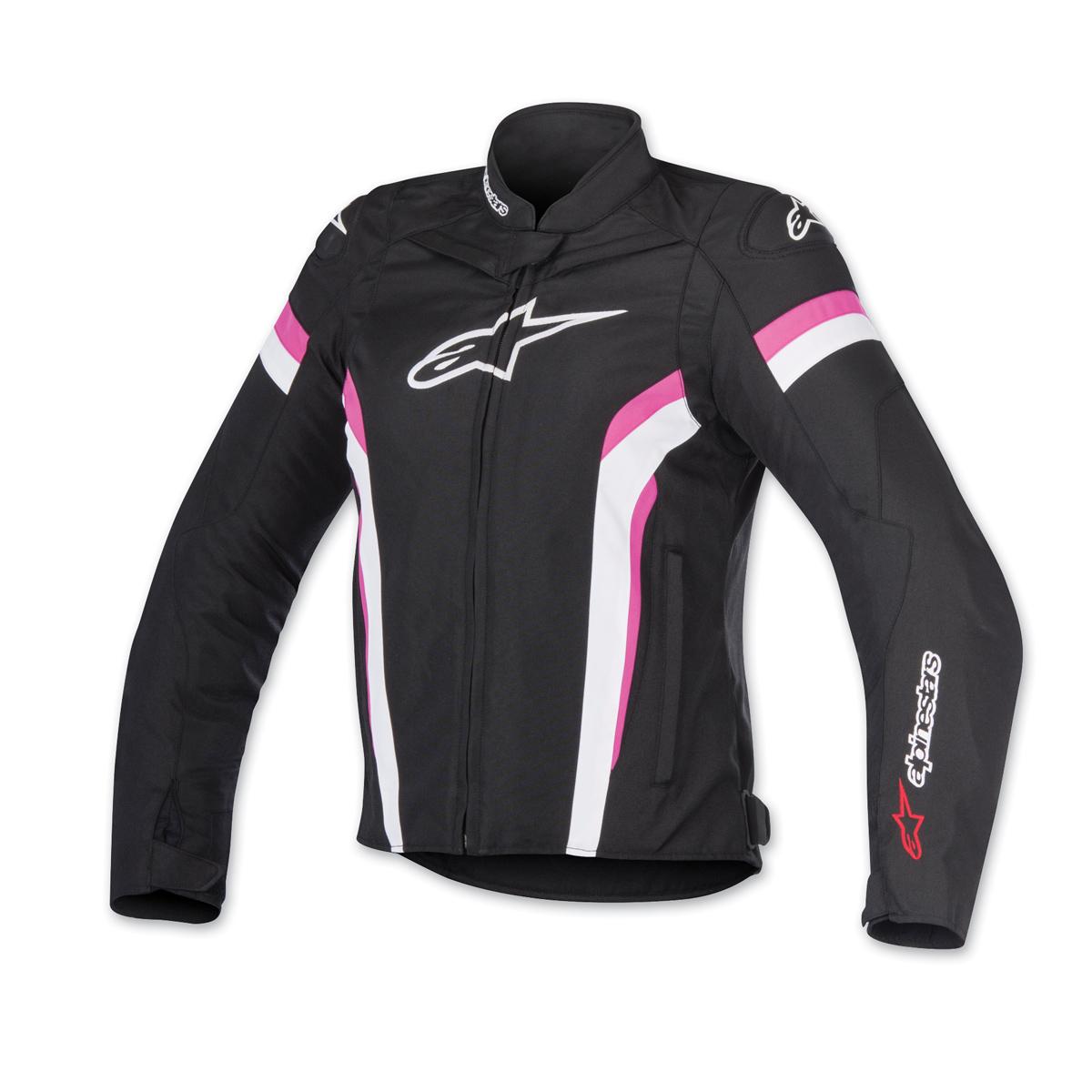 Alpinestars Women's Stella T-GP Plus R v2 Air Black/Fushia Jacket