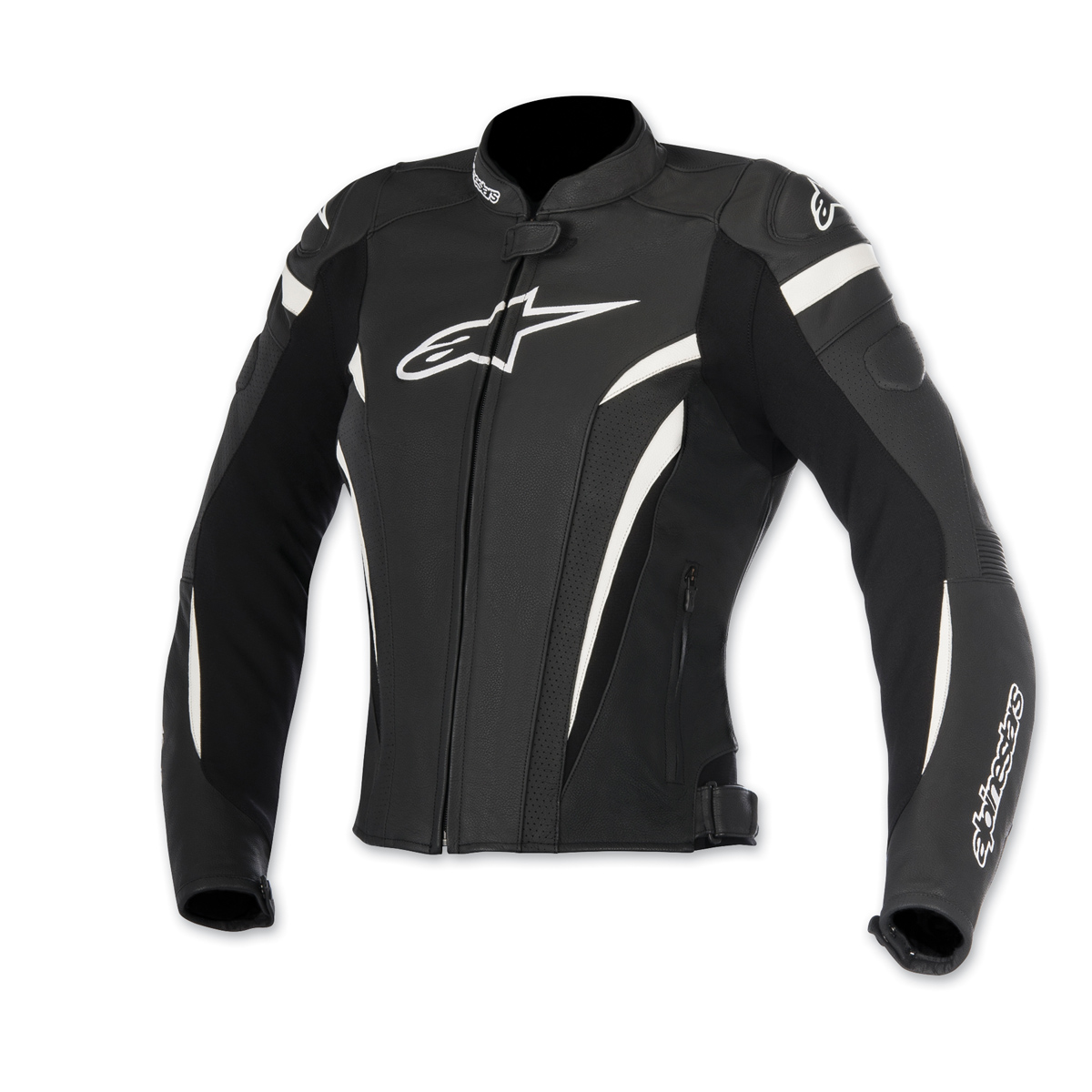 Alpinestars Women's Stella GP Plus R v2 Airflow Black Jacket