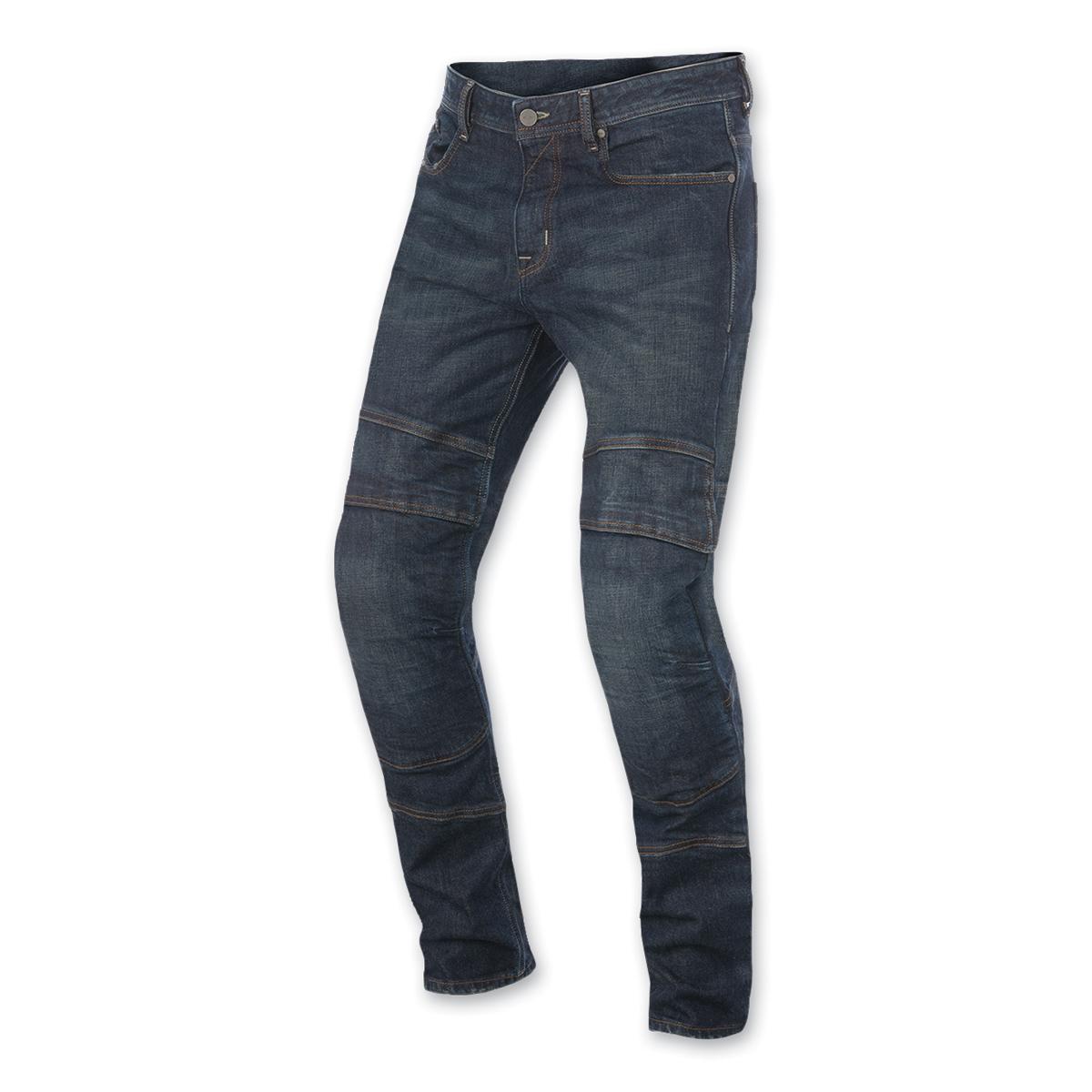 Alpinestars Men's Crank Greaser Dirty Denim Pants