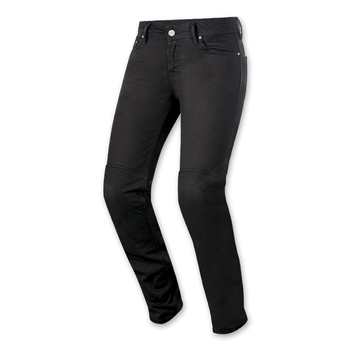 Alpinestars Women's Daisy Black Denim Jeans