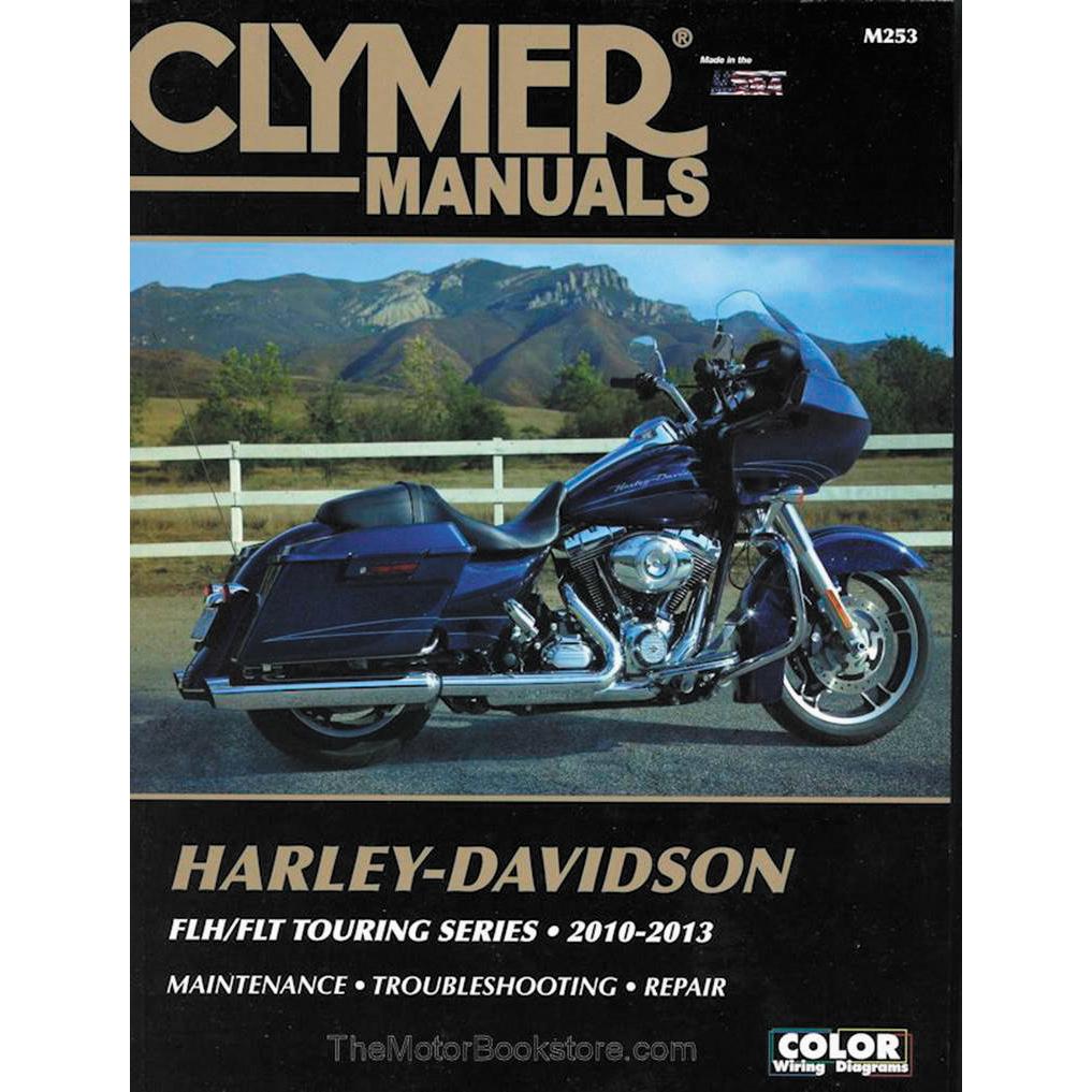 Clymer Touring Repair Manual