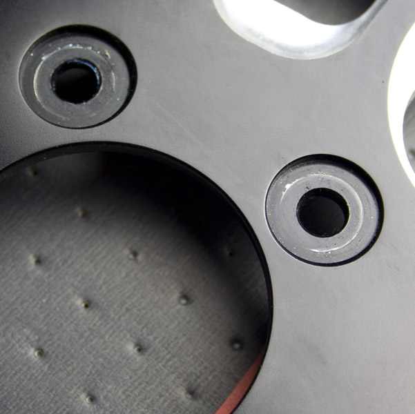 Roland Sands Design Contrast Cut Judge Front Brake Rotors