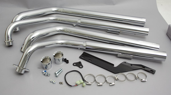 Cobra Dragsters Exhaust System