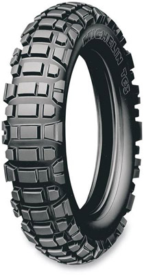 Michelin T63 120/80-18 Rear Tire