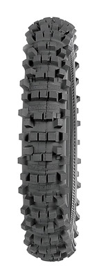 Kenda Tires Trakmaster II K760 120/100-18 Rear Tire
