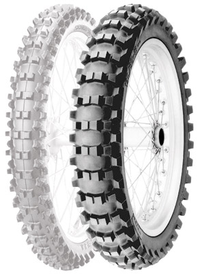 Pirelli Scorpion MXMS 2.75-10 Rear Tire