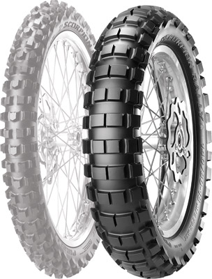 Pirelli Scorpion Pro 140/80-18 Rear Tire