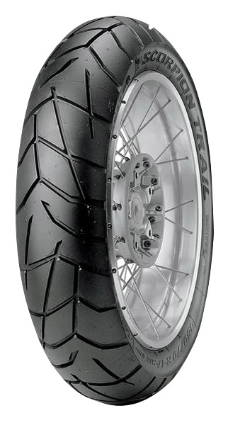 Pirelli Scorpion Trail 120/90-17 Rear Tire