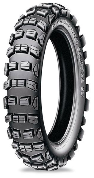 Michelin M12 XC 120/80-19 Rear Tire