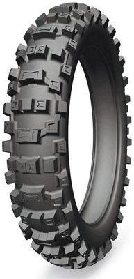 Michelin AC10 110/100-18 Rear Tire