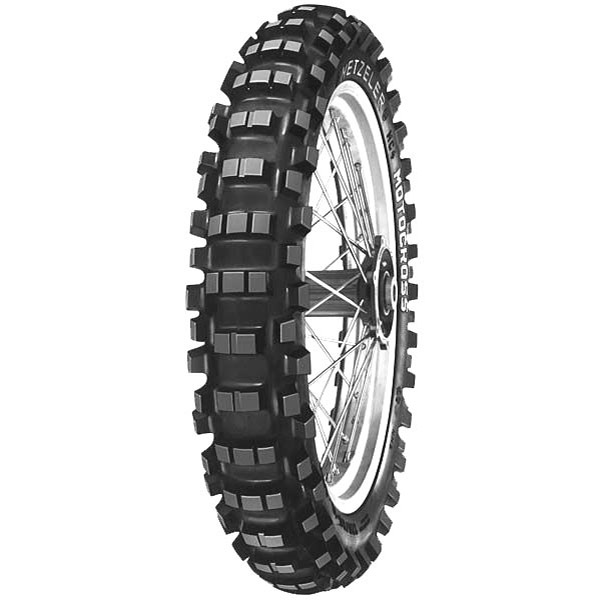 Metzeler MC4 110/90-19 Rear Tire