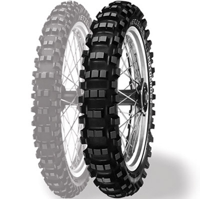 Metzeler MC5 100/100-18 Rear Tire
