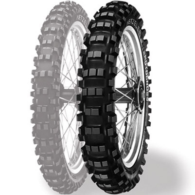 Metzeler MC5 120/100-18 Rear Tire
