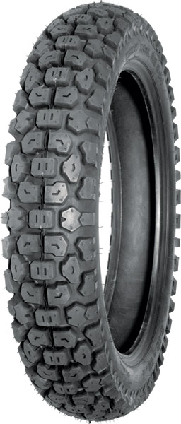 Shinko Dual Sport 244 Series 3.00-18 Front/Rear Tire