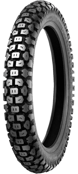 Shinko Dual Sport 244 Series 3.00-21 Front/Rear Tire
