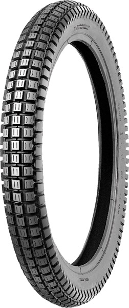 Shinko SR 241 Series 2.50-17 Front/Rear Tire
