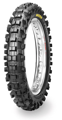 Maxxis Maxxcross SI M7312 110/90-19 Rear Tire
