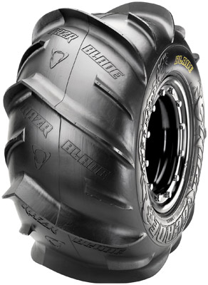 Maxxis Razr Blade MS06 20x11-8 Left Rear Tire