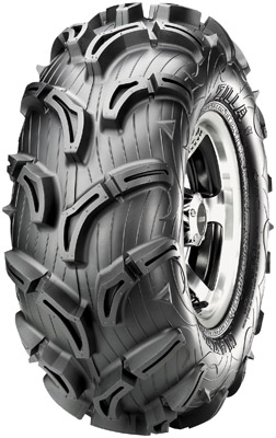 Maxxis Zilla MU02 26x11-12 Rear Tire