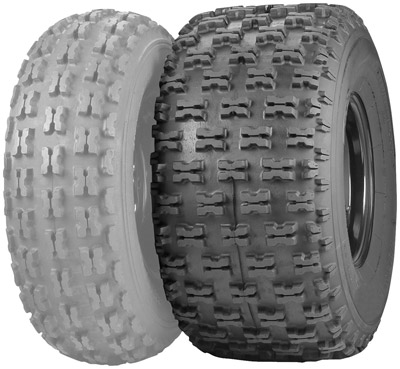 ITP Holeshot 20x11-10 Rear Tire