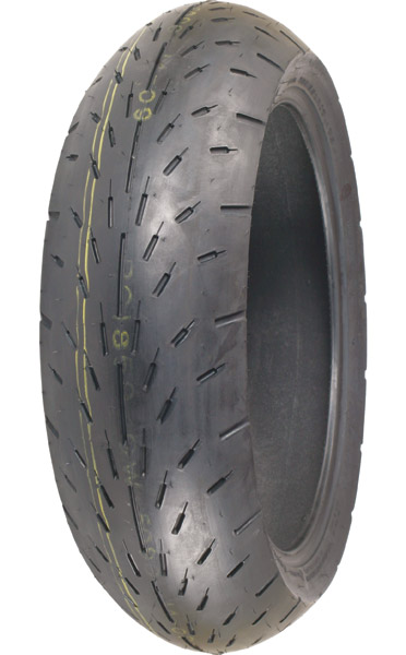 Shinko Stealth Ultra-Soft 180/55ZR17 Rear Tire